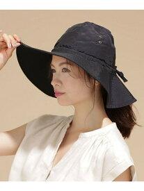 【SALE/50%OFF】La Maison de Lyllis DLOW ナノユニバース 帽子/ヘア小物 帽子その他 ブラック グリーン【送料無料】