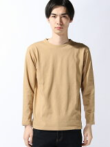 BROWNY STANDARD/(M)ThermoStorageクルーネックTシャツ
