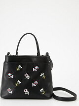 FLOWER EMBROIDERY BAG