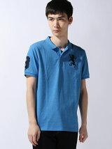 (M)3Dライオンポロシャツ