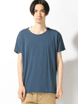 nudie jeans/(M)Roger_SS-Tシャツ