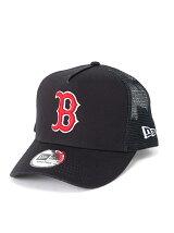9FORTY D-FRAME TRUCKER CAP MLB BOS