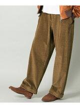 ZUBON Corduroy Wide Trouser