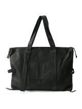 T.A.S/(U)LEATHER 3WAY TOTE BAG