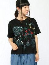 30th企画春ののはら刺繍Tシャツ