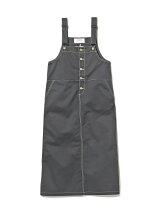 UNIVERSAL OVERALL * B:MING by BEAMS / 別注 ジャンパースカート 21SS