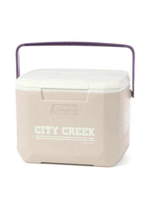 【CITY CREEK × Coleman】コラボクーラーボックス