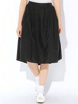 タックデザインスカート