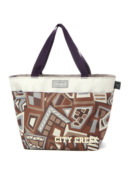 【CITY CREEK × Coleman】コラボクーラートートバッグ25L