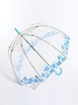 FULTON/フラワー柄ビニル傘