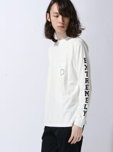 【BROWNY STANDARD】(M)プリントロンTシャツ