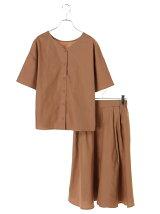 SET2点 Tブラウス+スカート