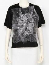 ペイズリーTシャツ