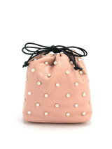 Pearl Studs Purse