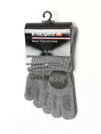le coq GOLF (M)ソックス QG0076 ルコックゴルフ ファッショングッズ ソックス/靴下 グレー ネイビー ブラック ホワイト