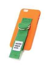 (U)ハンドストラップ付アイフォンケースiPhone6/6sケース