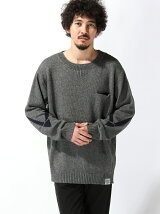 LAMB WOOL JACQUARD KNIT