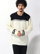 ACRYLIC WOOL PULLOVER KNIT
