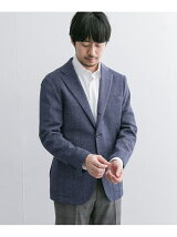 URBAN RESEARCH Tailor JAPANFABRICニットジャケット