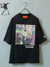 GA×BRANDALISED BOY-ART TEE