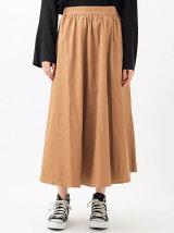 フレアーギャザースカート