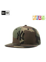 KIDS 9FIFTY SNAPBACK CAP NEW YORK YANK●