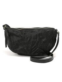 perche (L)ペルケ perche / ゴート製品洗いショルダーバッグ アンビリオン バッグ【送料無料】