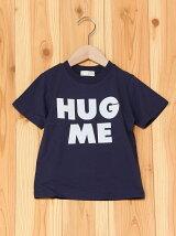 HUGME Tシャツ/キッズ/夏