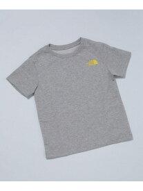 【SALE/20%OFF】THE NORTH FACE Short sleeve Square Logo GP ナノユニバース カットソー Tシャツ グレー ネイビー ホワイト