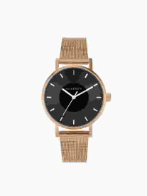 URBAN RESEARCH KLASSE14VOLAREDARKROSEMESH36 アーバンリサーチ ファッショングッズ 腕時計 ブラック【送料無料】