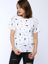 リップ&ネイルTシャツ