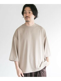 【SALE/70%OFF】URBAN RESEARCH ドライXバルーンTシャツ アーバンリサーチ カットソー Tシャツ ホワイト パープル ブラック