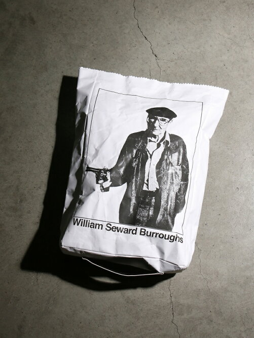 Paper Bakery Bag with Beatnik