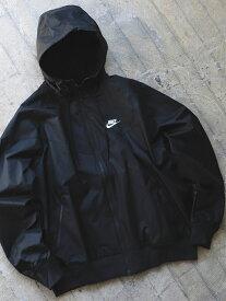 BEAMS MEN NIKE / ウィンドランナー フードジャケット 20SS ビームス メン コート/ジャケット ナイロンジャケット ブラック ホワイト【送料無料】