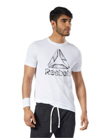 Reebok Classic GS グラフィックロゴTシャツ リーボック スポーツ/水着 スポーツウェア ホワイト【送料無料】