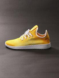 【SALE/50%OFF】adidas adidas/(M)PW HU HOLI Tennis Hu DA9617 スタイルス シューズ スニーカー/スリッポン イエロー【RBA_E】【送料無料】