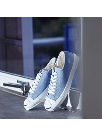 ABAHOUSE LASTWORD 【CONVERSE】JackPurcellPCSUEDE アバハウス シューズ【送料無料】