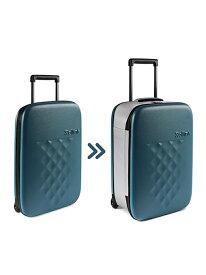 ROLLINK ROLLINK/FLEX フォーダブル スーツケース 40L ディープラグーン アントレスクエア バッグ キャリーバッグ グリーン【送料無料】
