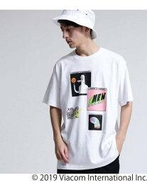 【SALE/30%OFF】MTV×tk.TAKEOKIKUCHIコラージュTシャツ ティーケータケオキクチ カットソー【RBA_S】【RBA_E】