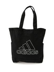 adidas Sports Performance キャンバス トラベルバッグ [Canvas Travel Bag] アディダス アディダス バッグ トートバッグ ブラック ホワイト
