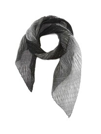【SALE/50%OFF】TORNADO MART TORNADO MART∴プリーツグラデーションストール トルネードマート ファッショングッズ マフラー/スヌード グレー パープル グリーン【RBA_E】