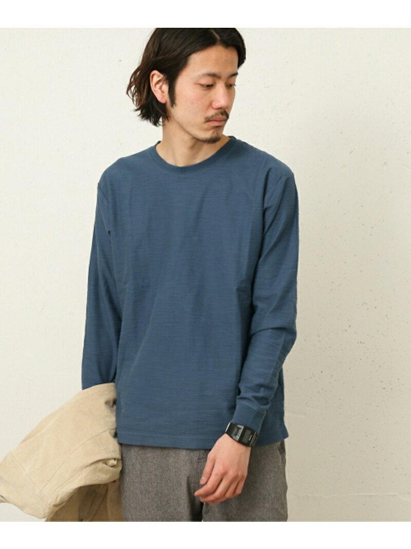 【SALE/50%OFF】Sonny Label USAコットンスラブロングTシャツ サニーレーベル カットソー【RBA_S】【RBA_E】