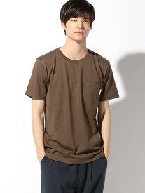 【SALE/26%OFF】BAYFLOW (M)BC30/2クルーTEE ベイフロー カットソー Tシャツ ブラウン ネイビー ブラック ホワイト【RBA_E】