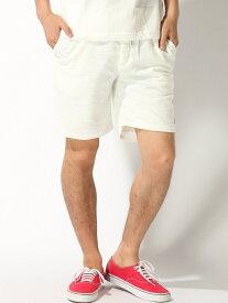 【SALE/40%OFF】TETE HOMME/(M)【AZ by junhashimoto】Slub shorts テットオム パンツ/ジーンズ【RBA_S】【RBA_E】