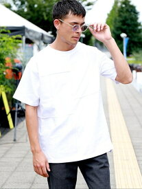 【SALE/13%OFF】GIORDANO (M)ピンタックデザインTEE ジョルダーノ カットソー【RBA_S】【RBA_E】