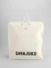 松久永助紙店 × BEAMS JAPAN / 別注 綿紙布 エアポート バッグ ビームス ジャパン ビームス ジャパン バッグ【送料無料】
