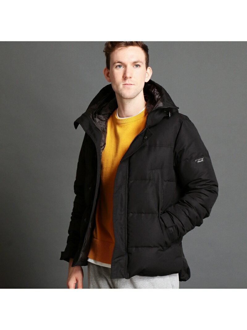 vital MONSIEUR NICOLE NANGA(ナンガ)別注ショートジャケット ニコル コート/ジャケット【送料無料】