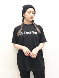 Schoffel (U)TRANS AQUA T-SHIRT PT5 ショッフェル カットソー Tシャツ ブラック グレー カーキ ネイビー ホワイト【送料無料】