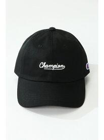ikka Championチャンピオンロゴツイルローキャップ イッカ 帽子/ヘア小物