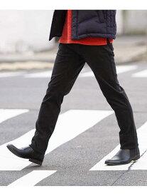 【SALE/55%OFF】MK MICHEL KLEIN パンツ(WONDERSHAPE起毛) ミッシェルクランオム パンツ/ジーンズ フルレングス ブラック ネイビー ベージュ【RBA_E】【送料無料】
